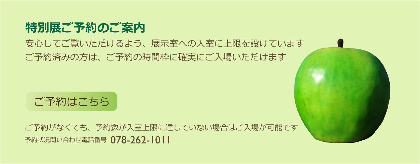 兵庫県立美術館予約サイト